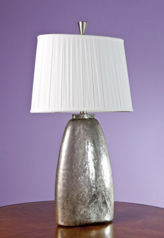 Interlude Home - Vivian Glass Lamp - 545004