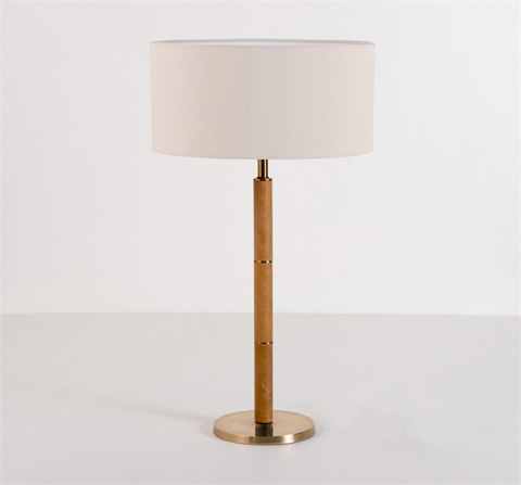 Interlude Home - Andover Table Lamp - 555077
