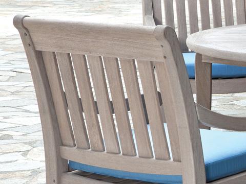 Jensen Leisure Furniture - Argento Dining Chair - 2200