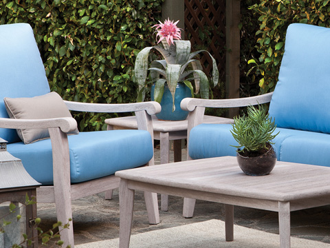 Jensen Leisure Furniture - Argento Side Table - 2504