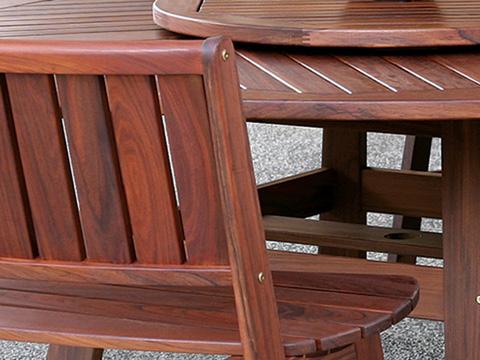 Jensen Leisure Furniture - Jade Bench - 6142