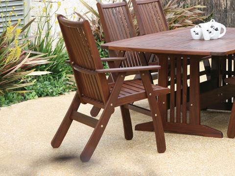 Jensen Leisure Furniture - Governor Chair - 6279