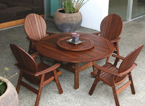Jensen Leisure Furniture - Fanback Chair - 6283