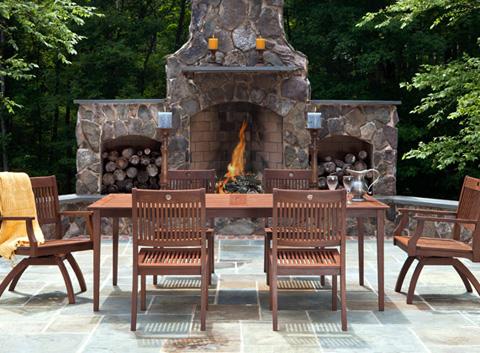 Jensen Leisure Furniture - Opal Swivel Dining Chair - 6288