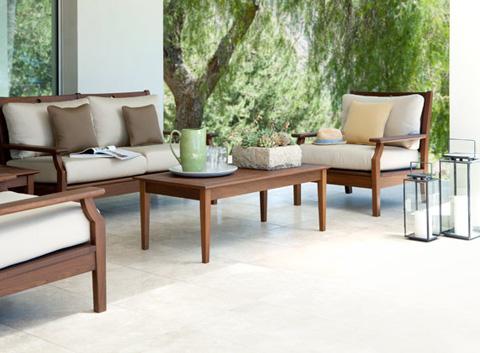 Jensen Leisure Furniture - Opal Ottoman - 6560