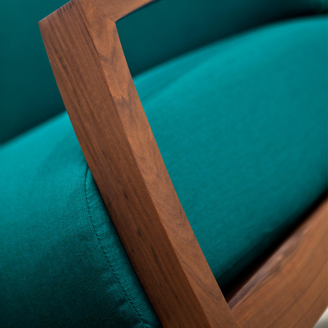 Jensen Leisure Furniture - Topaz Lounge Chair - 6600