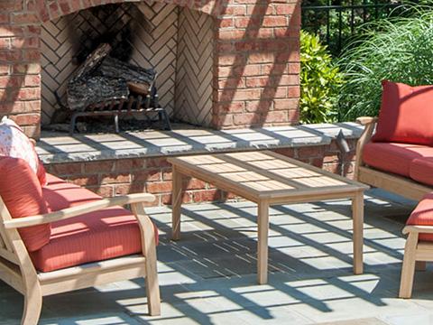 Jensen Leisure Furniture - English Coffee Table - 3505
