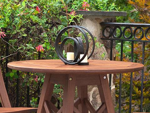Jensen Leisure Furniture - Opal Bistro Table - 6438