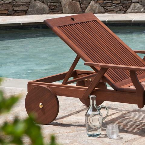 Jensen Leisure Furniture - Opal Chaise - 6503