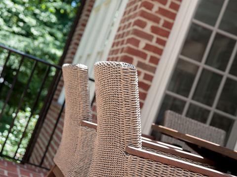 Jensen Leisure Furniture - Coral Dining Chair - 7200