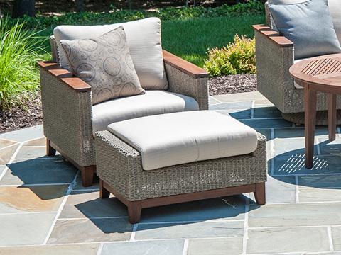 Jensen Leisure Furniture - Coral Ottoman - 7503