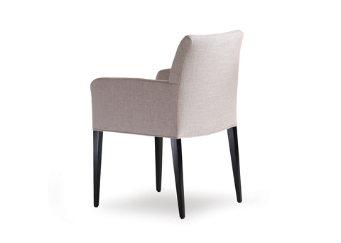 Jessica Charles - Merci Arm Dining Chair - 1110