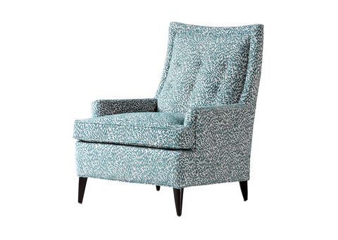 Jessica Charles - Estate Stationary Chair - 175