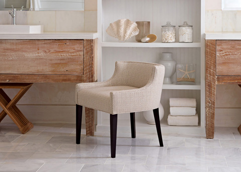 Jessica Charles - Lexi Vanity Chair - 358