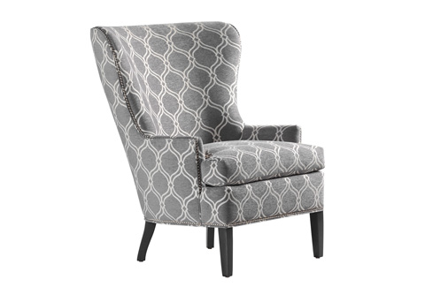Jessica Charles - Chilton Wing Chair - 619