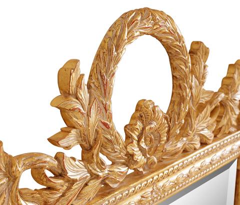 Jonathan Charles - Carved Gilt Mirror - 493060