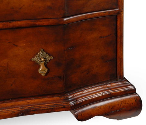 Jonathan Charles - Dutch Style Large Chest of Four Drawers - 492815