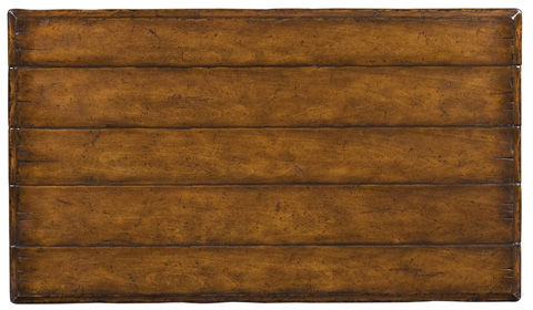 Jonathan Charles - Planked Walnut Coffee Table - 493456