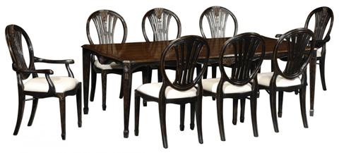 Jonathan Charles - Hepplewhite Wheatsheaf Arm Chair - 493761
