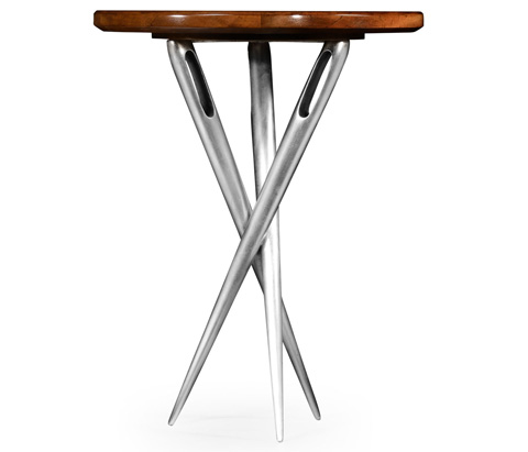 Jonathan Charles - Cute As A Button Side Table - 494924