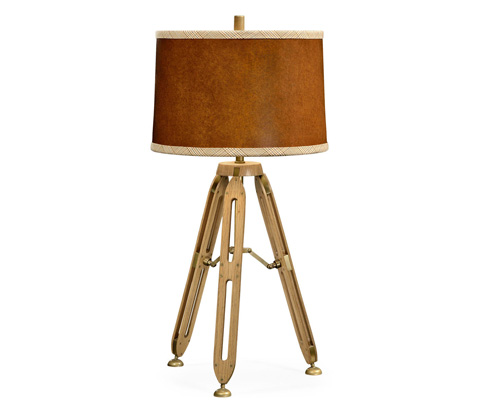 Jonathan Charles - Architectural Table Lamp - 495137