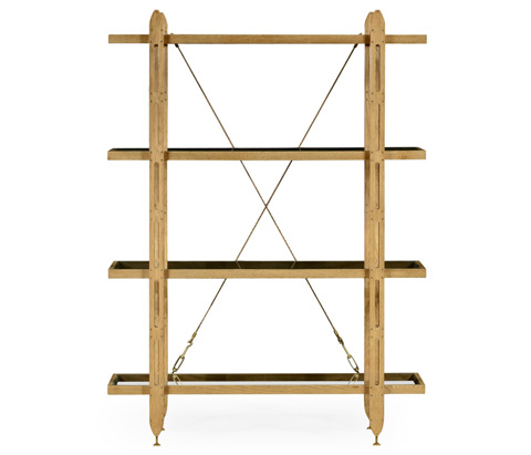 Jonathan Charles - Four Tier Architectural Etagere - 495164
