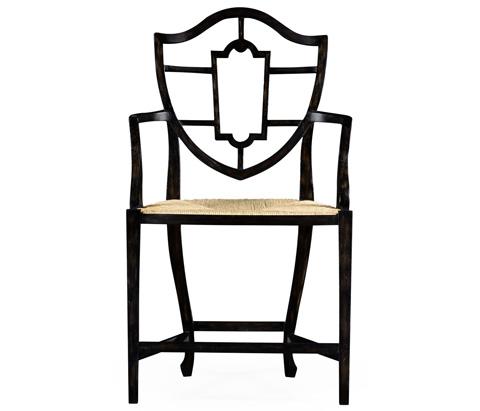 Jonathan Charles - Aveburn Arm Chair - 530002-CW-AC