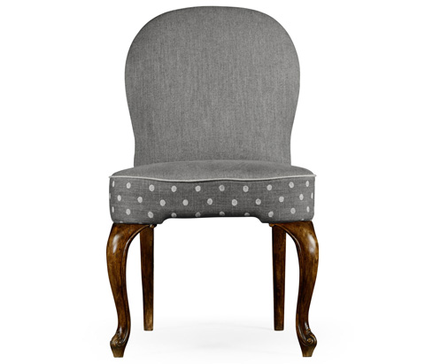 Jonathan Charles - Gunby Dining Side Chair - 530010-GFX-SC