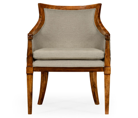 Jonathan Charles - Belton Arm Chair - 530084