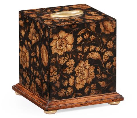 Jonathan Charles - Chinoiserie Tissue Box - 493967
