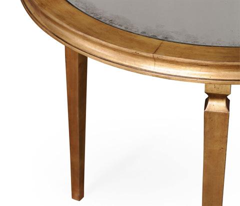 Jonathan Charles - Italian Gilded Centre Table - 494066-G