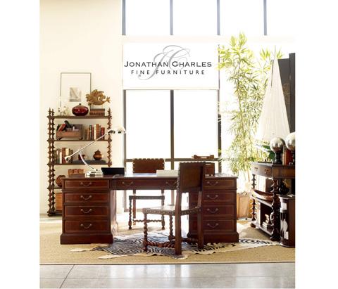 Jonathan Charles - Walnut Desk