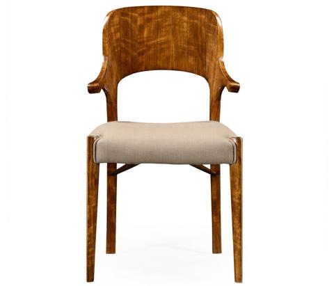 Jonathan Charles - Hyedua Arm Chair - 494906