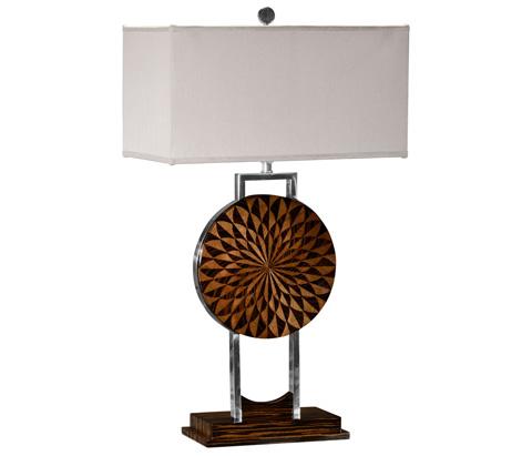 Jonathan Charles - Pangolin Table Lamp - 494988-MAS