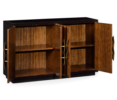 Jonathan Charles - Four Door Sideboard - 495414
