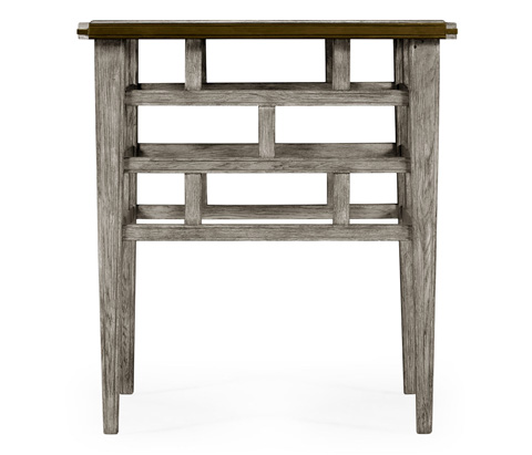 Jonathan Charles - Marshfield End Table - 530101-GO