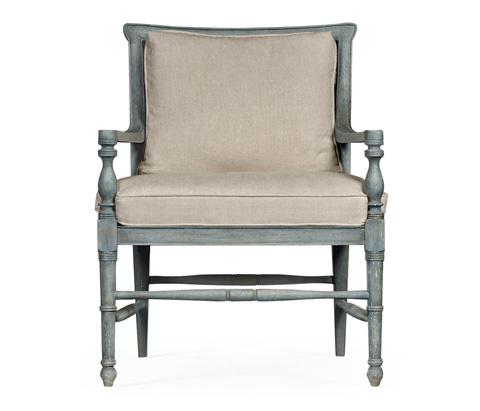 Jonathan Charles - Florennes Arm Chair - 530126