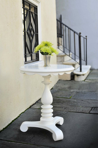 Justin Camlin - Society Hill Accent Table - JC101