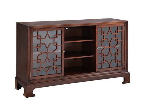 Justin Camlin - Courtlyn Media Cabinet - JC505B