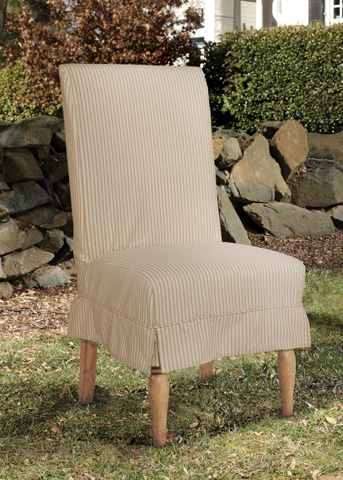 Kincaid Furniture - Slipcover Side Chair - 33-065