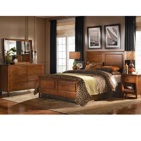 Kincaid Furniture - Open Nightstand - 63-143