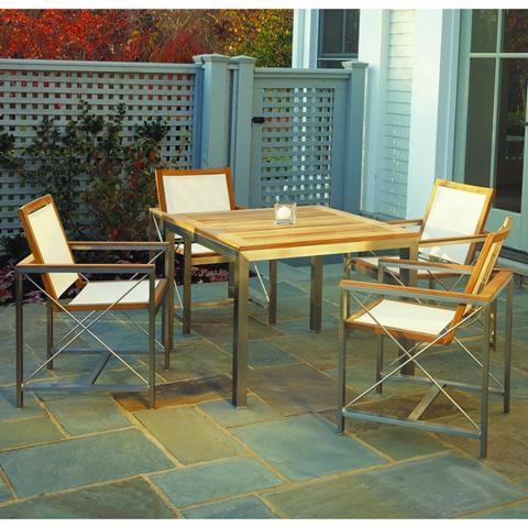Kingsley-Bate - Ibiza Dining Arm Chair - IB15