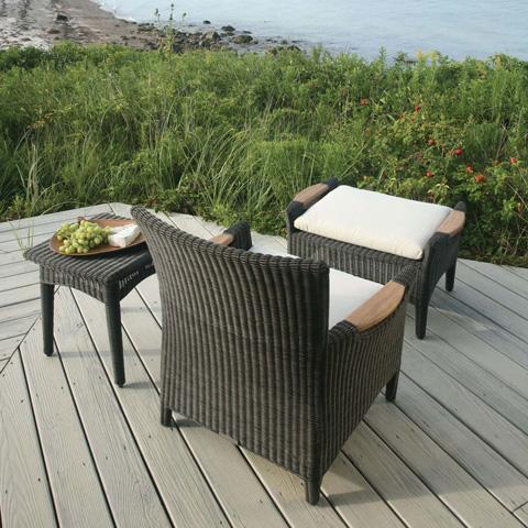 Kingsley-Bate - Culebra Square Side Table - CE20