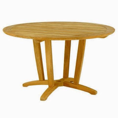 Image of Amalfi Round Dining Table