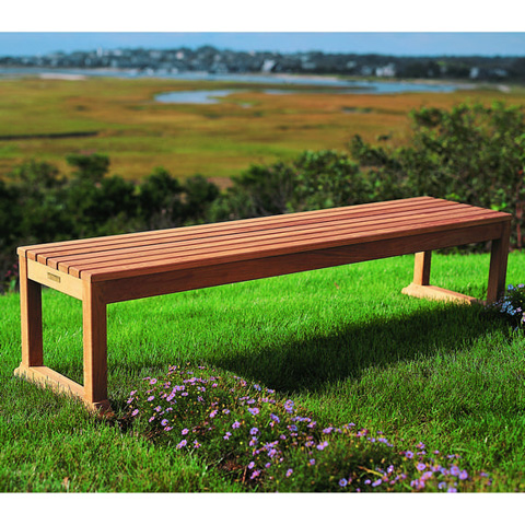 Image of Evanston Backless Bench