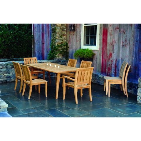 Kingsley-Bate - Ipanema Dining Arm Chair - IP15