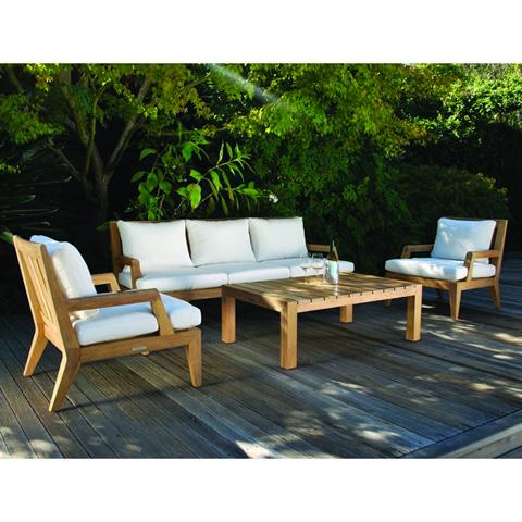 Kingsley-Bate - Mendocina Deep Seating Sofa - MC80