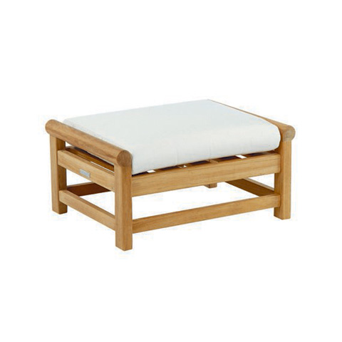 Kingsley-Bate - Nantucket Deep Seating Ottoman - NT10