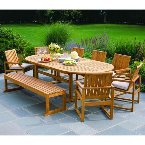 Kingsley-Bate - Nantucket Dining Chair - NT15