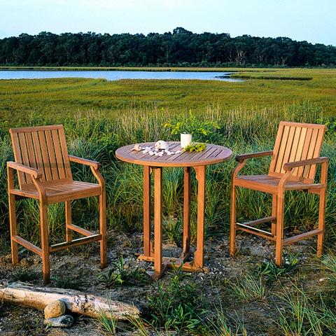 Kingsley-Bate - Nantucket Bar Chair - NT18